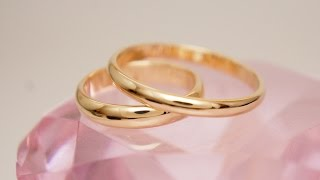 видео Необычные обручальные кольца