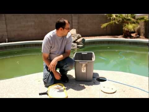 iRobot Verro Pool Cleaning Robot Review, and How To Use