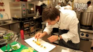 Ресторан «Sauvage» —блюда и шеф-повар. Киев. Tastesgood.ua