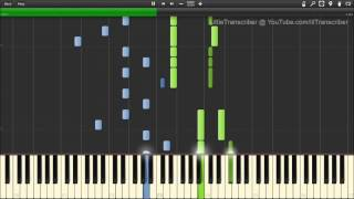 Imagine Dragon - Radioactive (Piano Cover) by LittleTranscriber Thumbnail