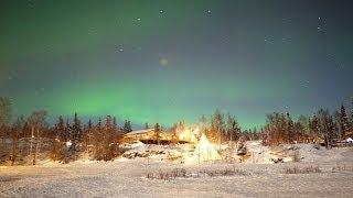 カナダ観光局のオーロラ王国ブロガー大使として、2013年12月5日から5泊6...