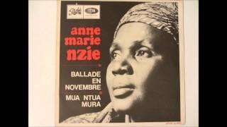 Anne Marie Nzie - ballade en novembre (Pathé)