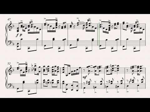 George Gershwin - I Got Rhythm (arrangement)