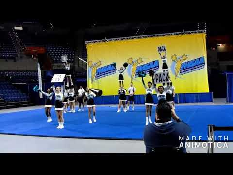 FHSAA Cheer Competition 2018 West Port High School