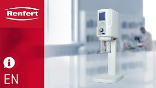Dental technician know-how: Twister, the vacuum mixer from Renfert