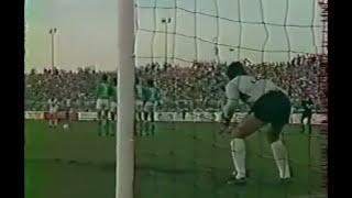 Niort 2-1 ASSE - 6e journée de D1 1987-1988