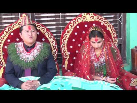 Nepali Wedding Tejen Suhashi
