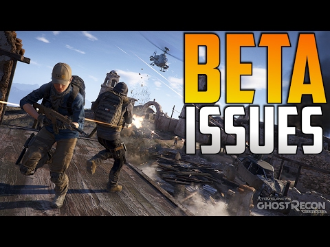 Ubisoft's HUGE Blunder With Ghost Recon: Wildlands Beta! Still No Beta Code! (Ghost Recon Wildlands)