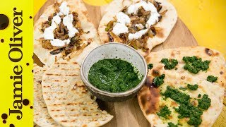 How To Make Naan Bread   3 Ways | Food With Chetna