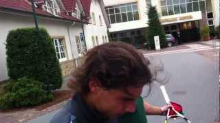 ATP Halle 2012 Tommy Haas/Rafa Nadal