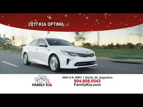 Family Kia Of St Augustine   Year End Light Up The Holidays   FKIA1117 T2H