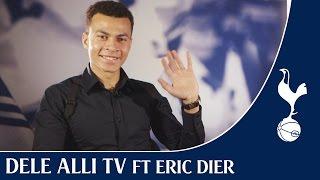 Dele Alli takes over Spurs TV !