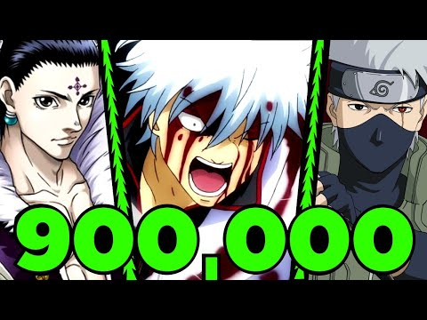 The 10 Episodes That Changed Anime [900k Special]