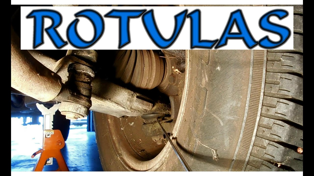 Consejos para probar ROTULAS (Ball Joints) - YouTube