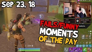 Tfue Meets An Invincible Player | Fortnite FAILS/FUNNY Moments Of The ...