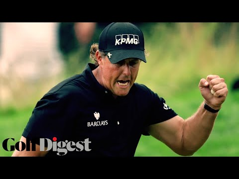 Phil Mickelson's U.S. Open Heartbreaks | Golf Digest