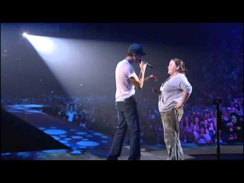 Enrique Iglesias live Concert in Belfast - Hero