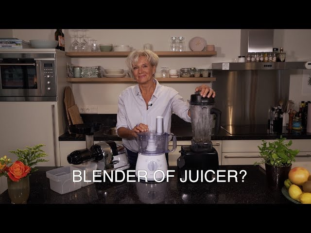 Blender of juicer?