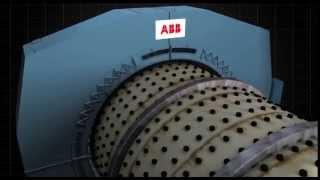 Приводы АББ для мельниц на базе кольцевого двигателя(Компания АББ является мировым лидером по производству приводов для мельниц на базе кольцевого двигателя..., 2015-05-20T13:12:24.000Z)