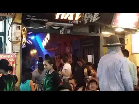 Famous Bar in Hanoi old-street