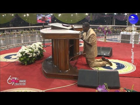 PASTOR E A ADEBOYE SERMON   DAY 2 RCCG HOLY GHOST CONVENTION 2019