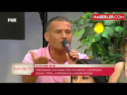 Damat Adayı Zuhal Topal'a Esra Erol Deyince Ortalık Karıştı   Haberler com