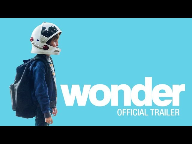 "Wonder (2017 Movie) Official Trailer #2 - ""Brand New Eyes"" - Julia Roberts, Owen Wilson"