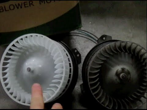 2001 dodge ram fan blower motor fixed it doovi for Blower motor dodge caravan