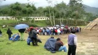 """TONGOD - FIESTA DE QUELLAHORCO - EN HONOR AL """"NIÑO JESUS"""" 12/2010"""