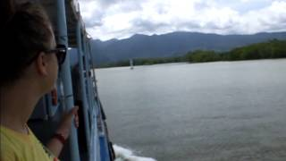С острова Ко Пхаям на пляж Рейли (from Koh Phayam to Railay beach)