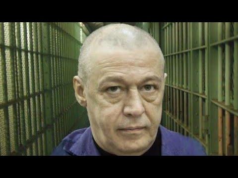 Ефремов в тюрьме