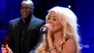 Christina Aguilera  - Something's Got a Hold on Me [ Live 01.2011 ].mp4