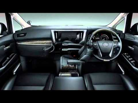 all new vellfire 2015 interior harga yaris trd sportivo toyota japan spec youtube