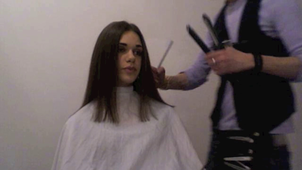 Very long haircut to shoulder length gbh design youtube urmus Gallery