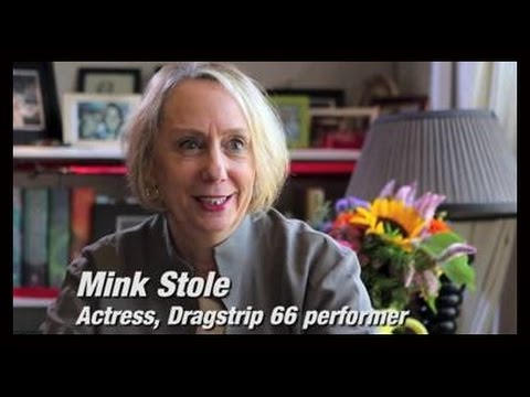 """Mink Stole supports """"Dragstrip 66: The Frockumentary!"""""""