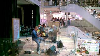 Omar Pedrini - The whole point of no return cover - Eataly Milano - 28.05.2014