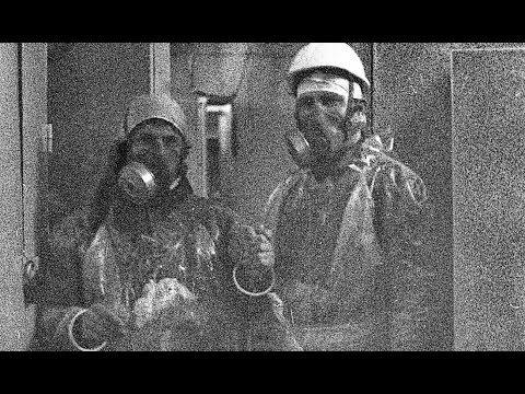 Они были внутри ЧЕРНОБЫЛЬСКОГО САРКОФАГА / Уникальные кадры