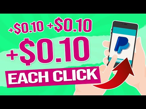 Earn $0.05-$0.10 PER CLICK Over And Over (EASY Paypal Money - VERIFIED!)