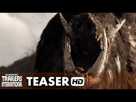 BOAR Official Teaser Trailer (2016) - Chris Sun Horror Movie [HD]