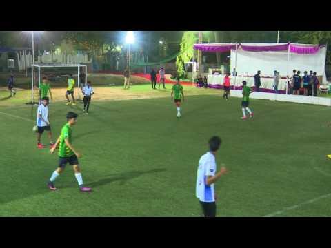 ASL Match 9 Day 3 Amigo's FC VS Baroda Warriors