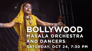 Video GBPAC 2015-2016 Artist Series: Bollywood Masala Orchestra and Dancers download MP3, 3GP, MP4, WEBM, AVI, FLV Oktober 2018