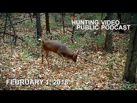 Video Podcast #2   Mapping Viewer's Hunting Ground, Backtracking The Big 9 - The Hunting Public