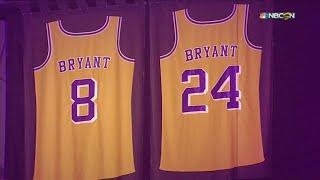 Kobe Pregame Tribute | Full Broadcast
