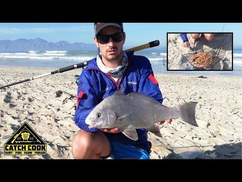 Belman Braai/BBQ On The Beach [CATCH CLEAN COOK] Macassar Beach, Western Cape, South Africa
