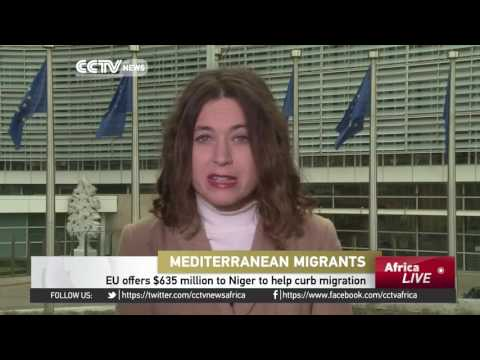 EU offers $635 million to Niger to help curb migration