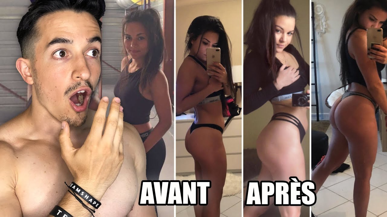VOS CHOQUANTES TRANSFORMATIONS AVANT APRÈS !!