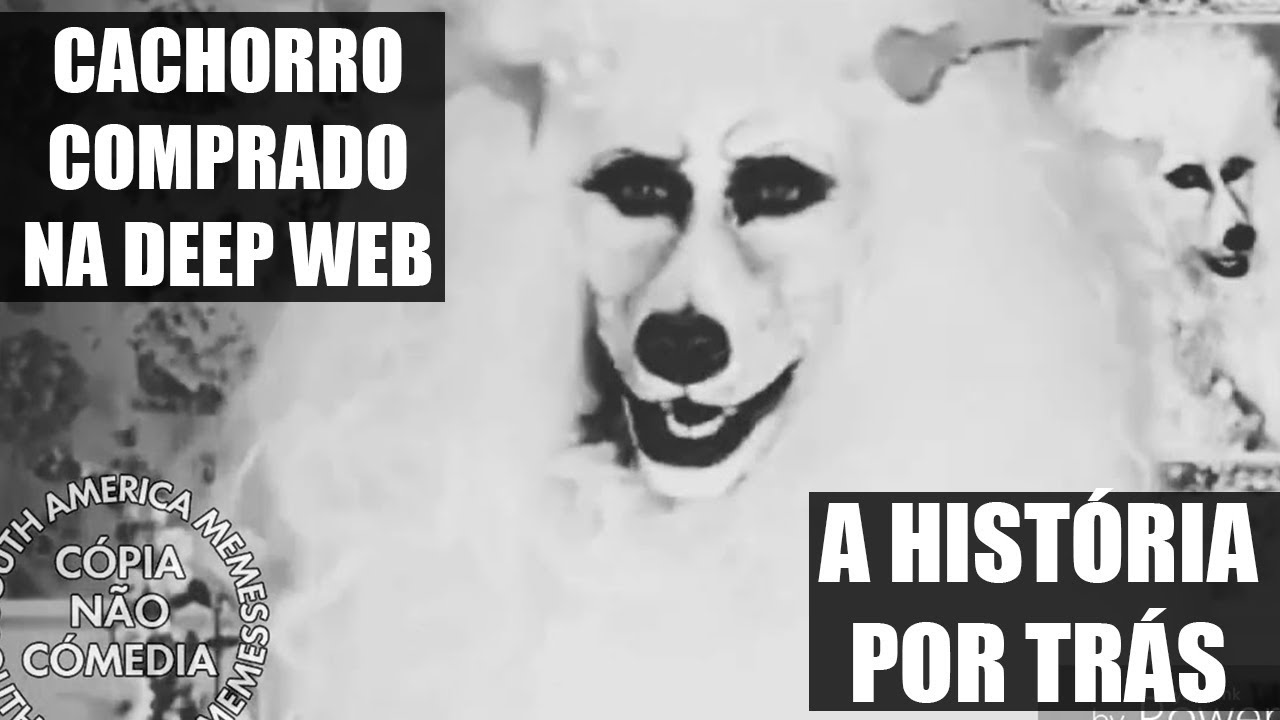A Historia Por Tras Do Meme Da Deep Web Youtube