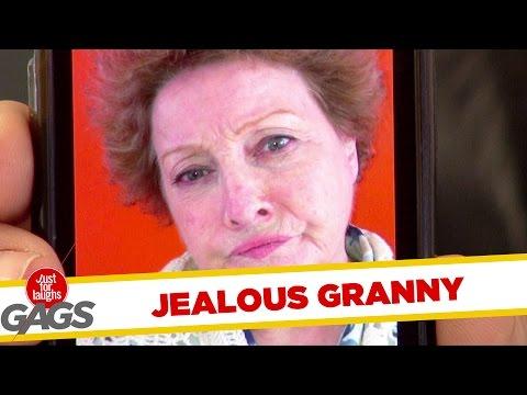 Grandpa Cheats, Granny Gets MAD !