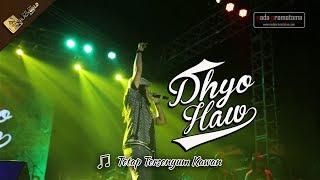 Video TETAP TERSENYUM KAWAN | DHYO HAW [Apache Feel The BLACKGOLD Concert 12 Agustus 2017] download MP3, 3GP, MP4, WEBM, AVI, FLV Agustus 2018