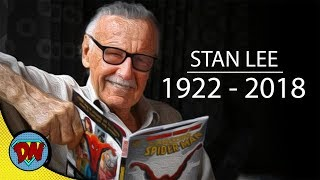 Remembering Stan Lee | A Tribute From DesiNerd